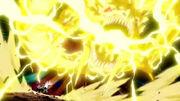 Lightning Dragon Technique