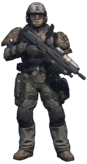 Halo reach marine by duaine13-d4xy9h7