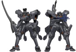 GNX-471 Havoc UCR