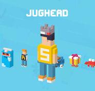 CrossyRoad Portrait Jughead
