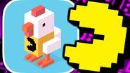 Crossy Road Pac Man Update