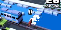 Crossy Road/Glitches And Oversights