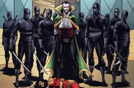 League of assassins