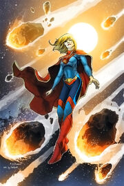 Supergirl dc new 52 revised costume design by fanboiii-d4fj52o