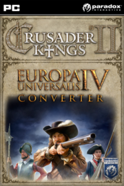 Europa Universalis IV Converter