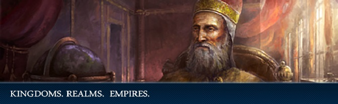Kings realms empires
