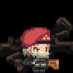 Legendary Mercenary Viper