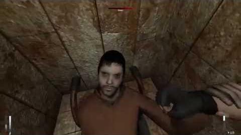 Simon's Suicide (Bad Ending)