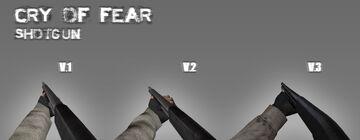 Cof shotgun