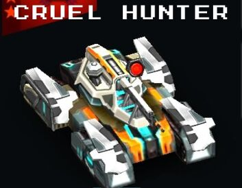 Cruel Hunter