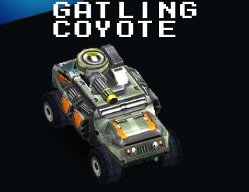 Gatling Coyote