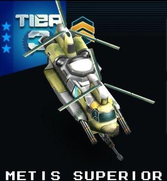 Metis Superior