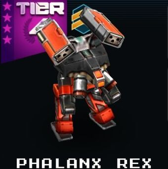 Phalanx Rex