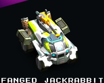 Fanged Jackrabbit