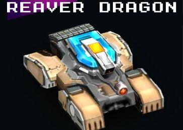 Reaver Dragon