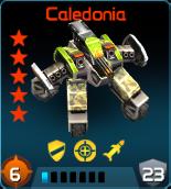CaledoniaUnit
