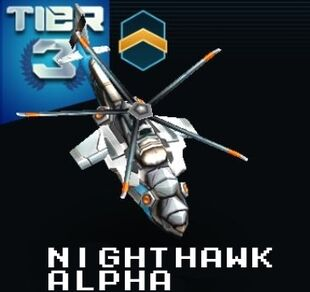 Nighthawk Alpha