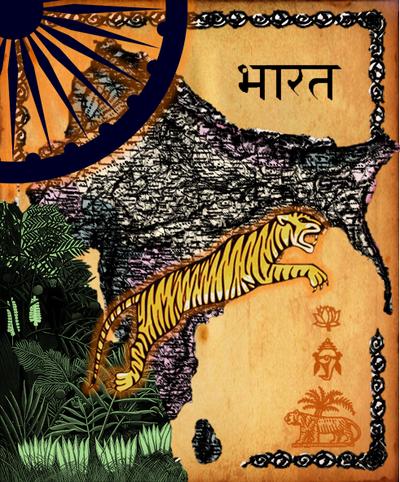 Map o india