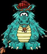 Nessie CP Costume
