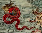 Red-sea-monster-serpent