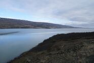 Lagarfljot lake