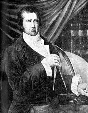 467px-David Thompson (1770-1857)