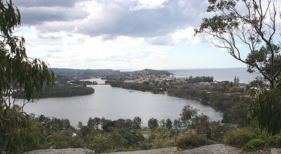 Narrabeen-lake