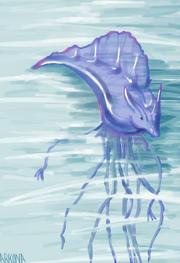 JELLYFISH DRAGON by Slifer