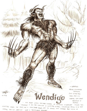 File:Wendigo by artstain.jpg