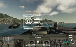 Crynet boat initializing