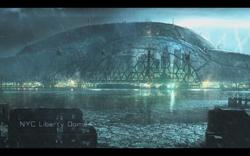 Nyc liberty dome