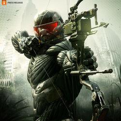 Crytek's Crysis 3 promotional Image