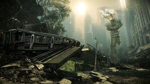 Crysis 2 transit