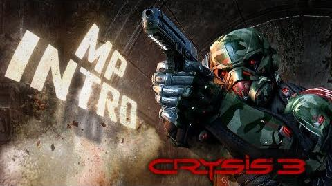 Crysis 3 Multiplayer Introduction