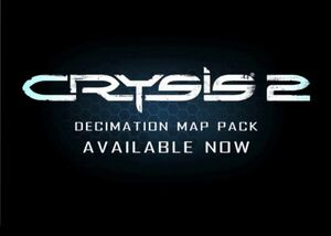 Crysis 2 Decimation Map Pack
