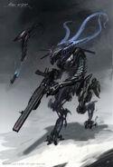 Alien sniper