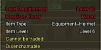 Savage Helmet - Ranger