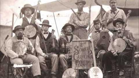 2nd South Carolina String Band - Cumberland Gap