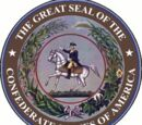 THE SEALS OF THE CSA GOVERNMENT