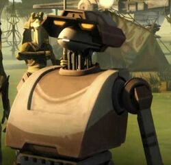 Tactical droid 2 Naboo