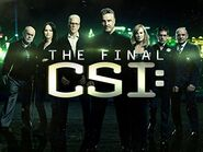CSI Immortality with cast members