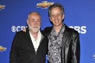 Robert David Hall and Robert Joy