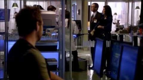 CSI NY - Indelible (8x01) Adam mimicks Jo