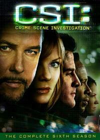 CSI Crime Scene Investigation, Season 6