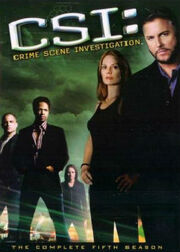 CSI Crime Scene Investigation, Season 5