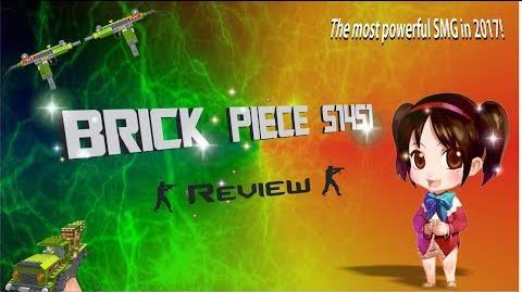 CSO CSNZ Weapon Review Brick Piece S1451