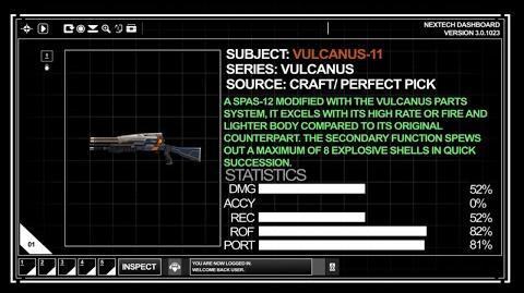 VULCANUS-11 Complete Review