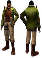Hunter model