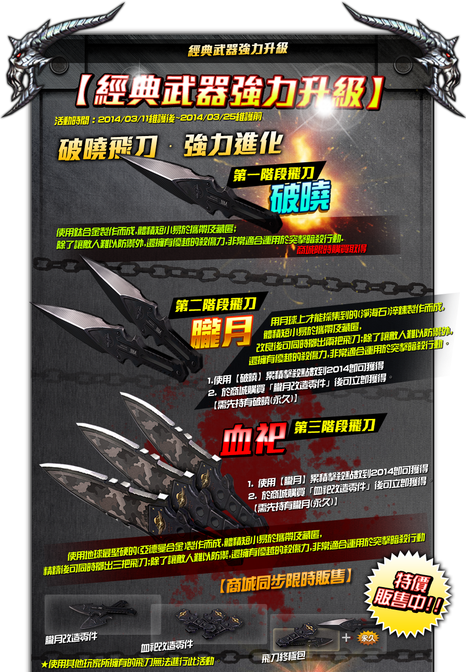 Tactical knife taiwan resaleposter