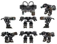Zg goliath model hd sideviews